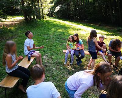 Angebote für Schulen - Ferienfreizeiten