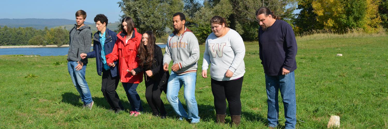 Angebote - Gruppenprogramme Jugendhilfe