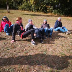 Angebote - Outdoor-Coaching für Arbeitsteams