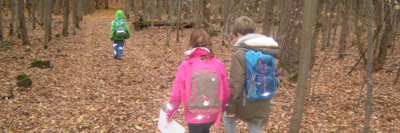 Angebote - Wandertage für Schüler