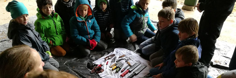 Workshops - Outdoor Skiller: Messerführerschein