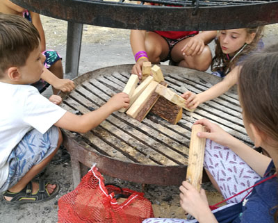Workshops - Outdoor Skiller: Outdoor-Küche